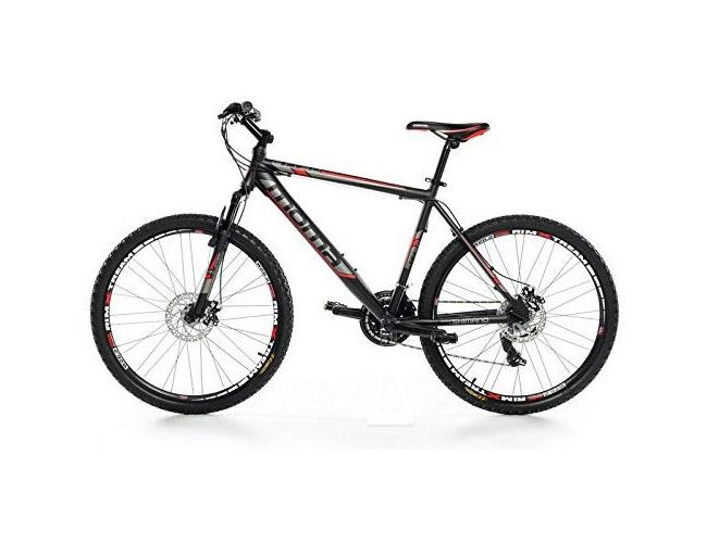 Bicicleta Moma Bikes MTB GTT 26: La mejor bicicleta barata de 2020