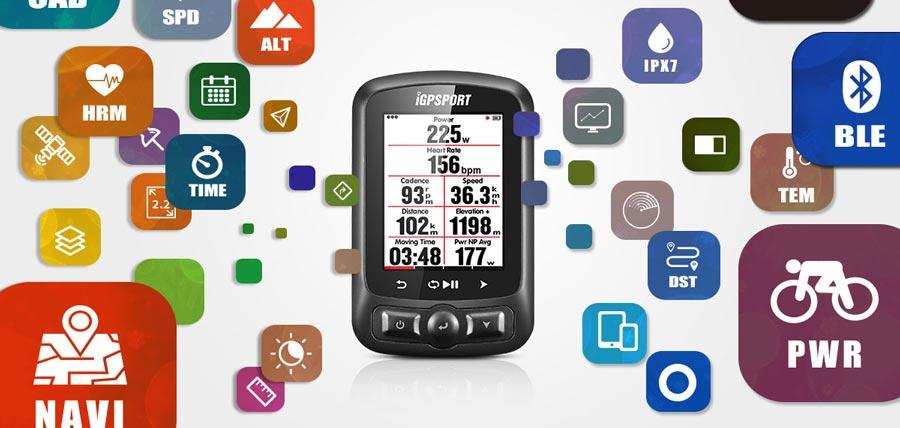 iGS618: La alternativa barata a Garmin en gps para bicicletas MTB